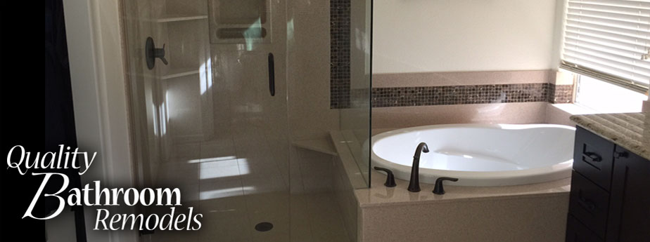 Home Roadrunner Custom Remodeling Inc - Bathroom remodel peoria az