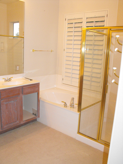 Fountain Hills Master Bathroom & Shower Remodel